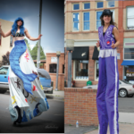 Salida Circus Stilt Walkers