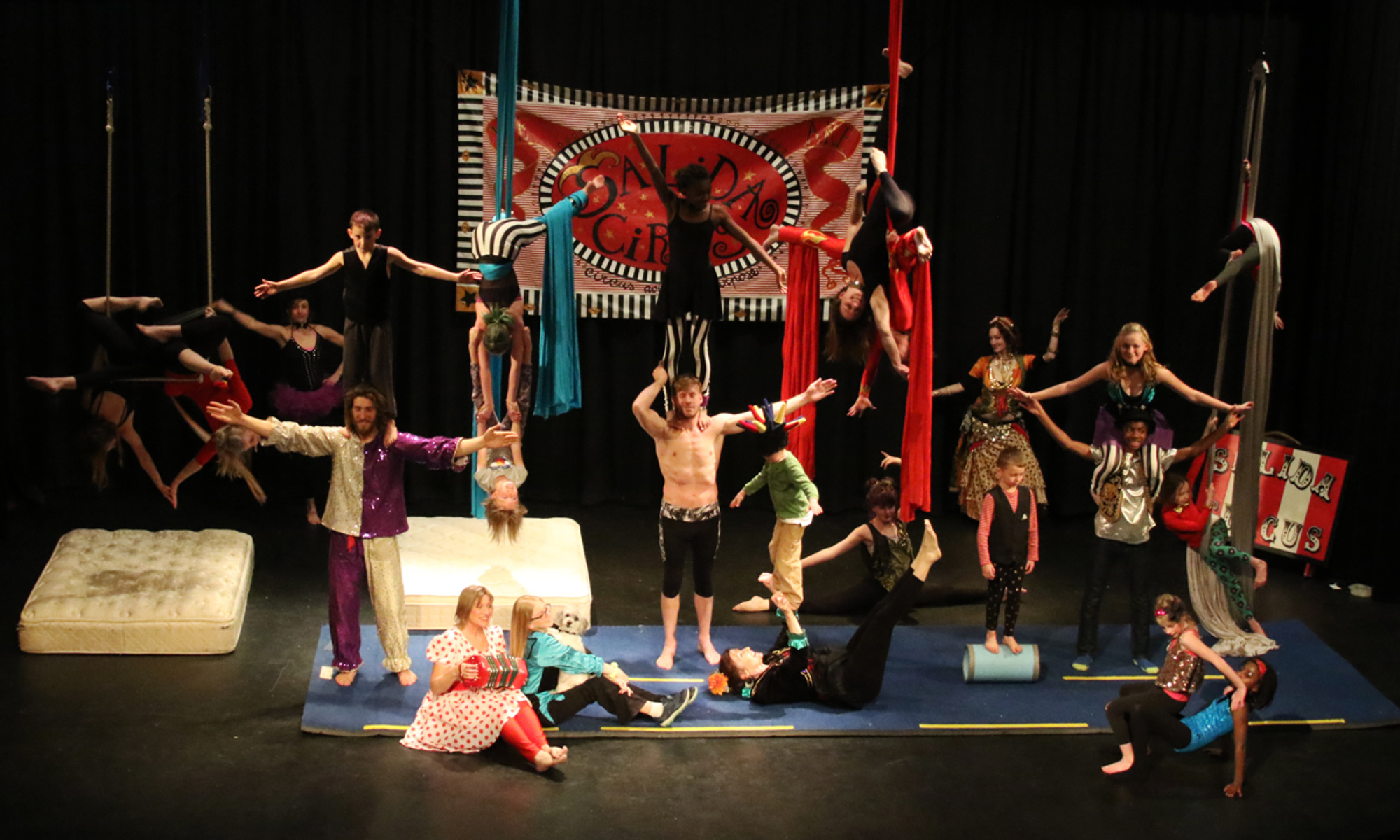 Image result for salida circus pics